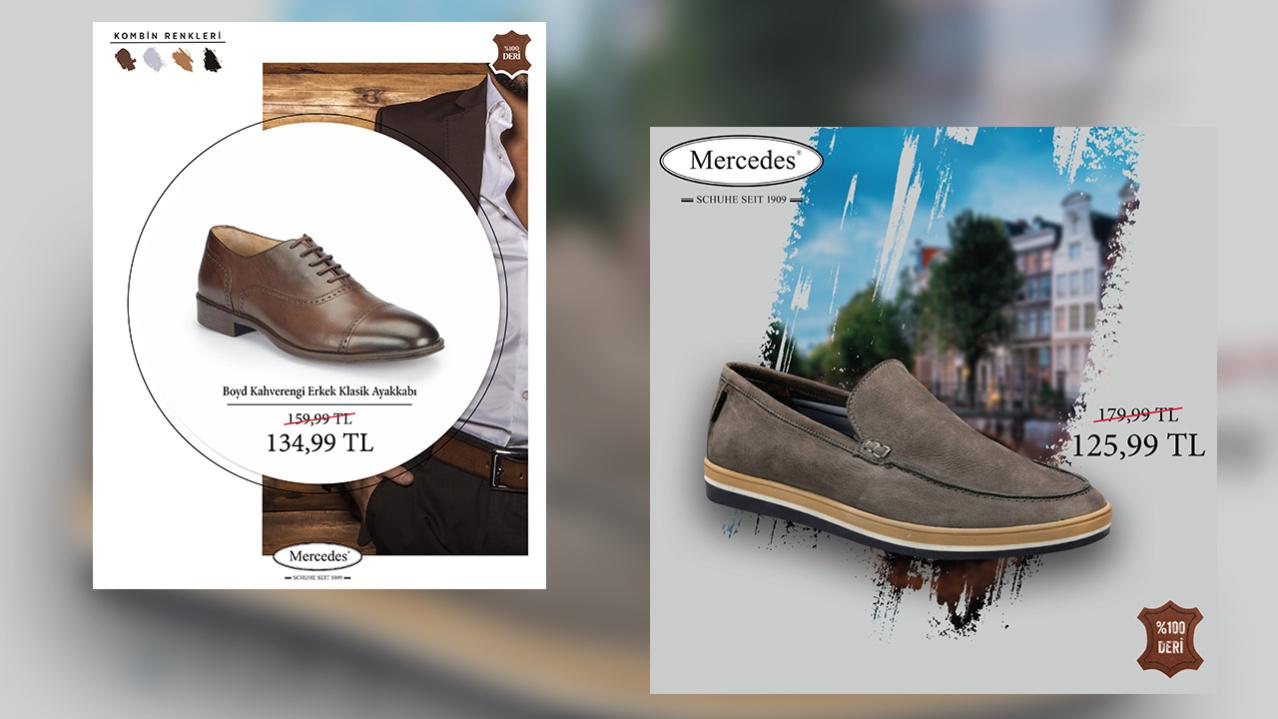 Mercedes Ayakkabı